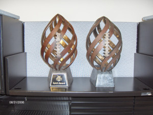 Custom Football Awards
