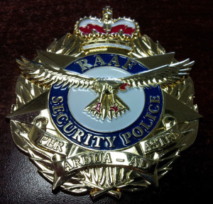 Custom Police Security Badges