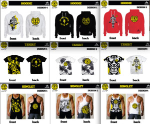 Full Color Printed Shirts – Golds Gym