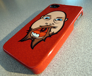 Custom Printed iPhone Cover