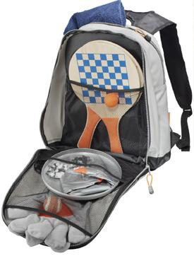 Picnic Backpack with Games